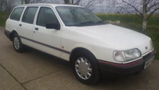 Ford Sierra 1.8 LX Estate 5d 1769cc